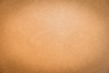 Abstract surface and texture of brown leather Wall mural