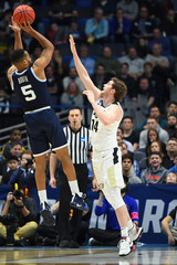 NCAA Basketball: NCAA Tournament-Second Round- Villanova vs Purdue