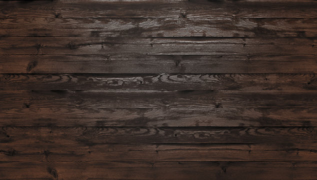 Brown wood texture with light, old wall background. top view of wooden table. texture of old top table, grunge background