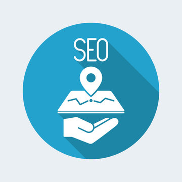 Seo for map position