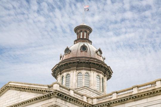Columbia, South Carolina Capitol Dome