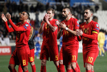 Euro 2020 Qualifier - Group I - Cyprus v Belgium