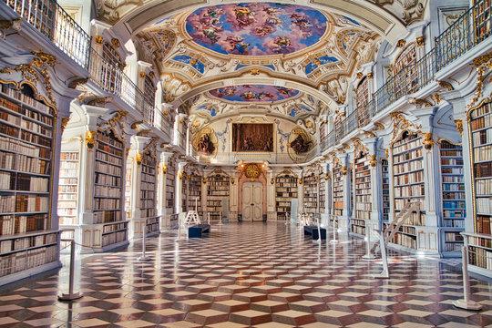 Stift Admont Bibliothek