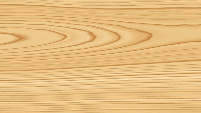 Pine wood texture. Wooden background. Vector illustration