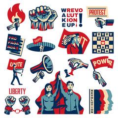 Revolution Promoting Set