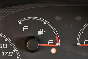 Fuel Gauge Going Down