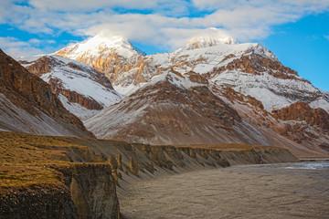 Mountain landscape, Spiti, India