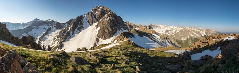Mountain landscape, Colorado, USA