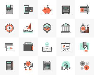 Banking Finance Futuro Next Icons Pack