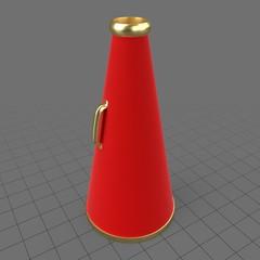 Acoustic megaphone 1