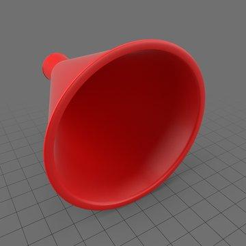 Acoustic megaphone 2