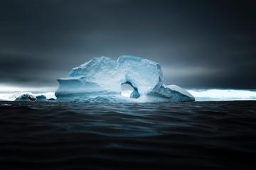 Iceberg, Cierva Cove, Antarctic Peninsula