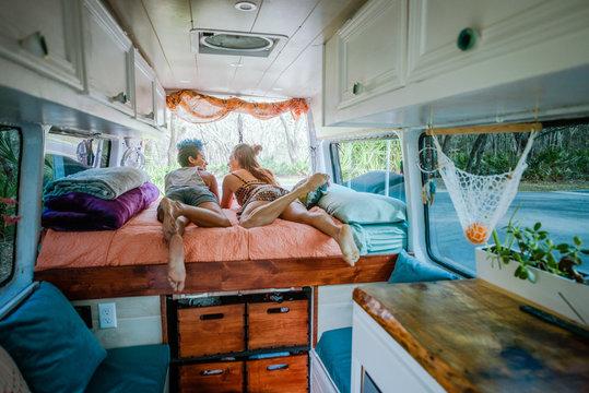 Campervan Couple Life