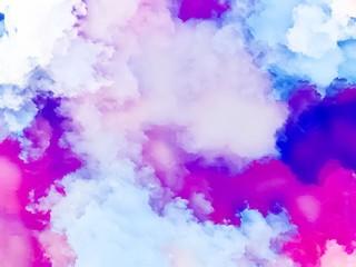 背景素材 抽象画 紫7