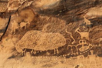 Big Buffalo Petroglyph