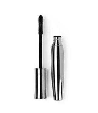 silver  mascara wand
