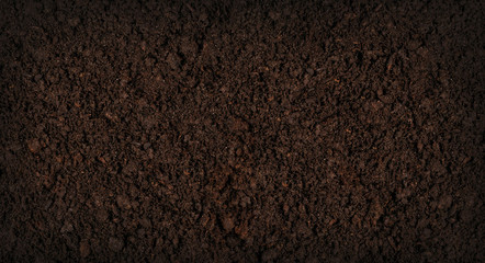 Soil texture background Wall mural