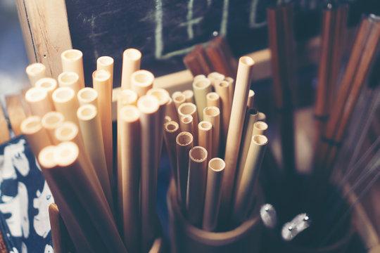 Bamboo tube, eco product