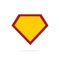 Super hero sign