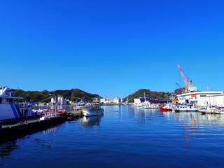 愛媛県宇和島港
