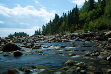 Canadian creek