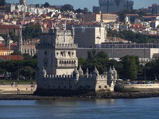Turm zu Belem Lissabon Portugal