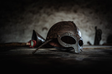 Knightly equipment