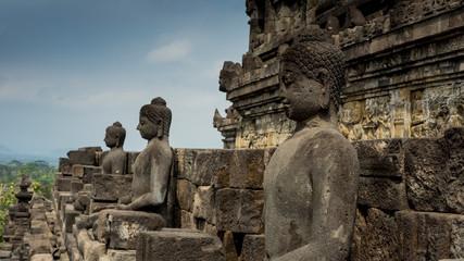 temple borobodur indonesia