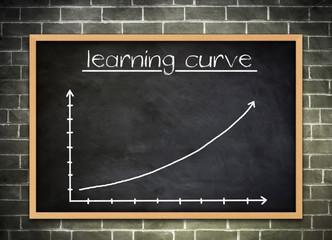 learning curve - knowledge progress