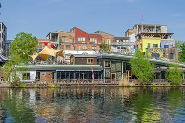 Holzmarkt - an urban village, a huge regeneration project and the alternative cultural complex in Berlin