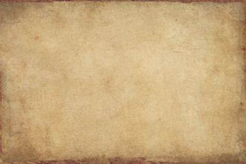 Old brown paper background Wall mural