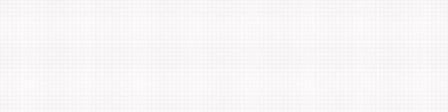 Vector simple graph paper seamless background. Abstract blueprint paper illustration
