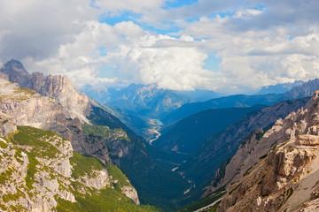 Wandern in Südtirol, Italien