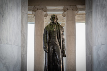 Thomas Jefferson Memorial Wall mural