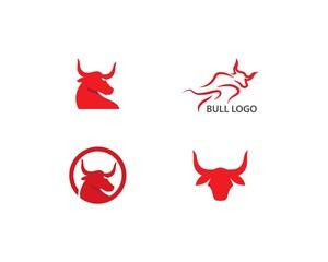 Red Bull Taurus Logo Template