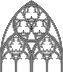Gothic tracery, 29.2