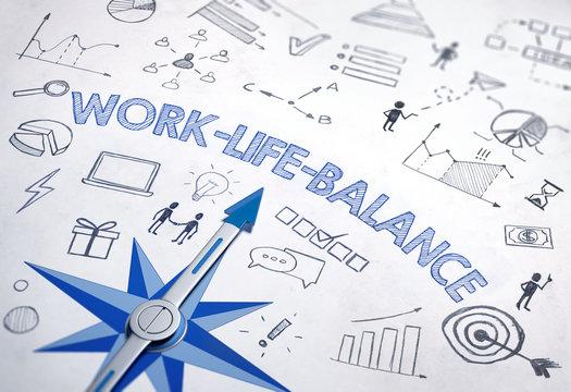 Work-Life- Balance - concept