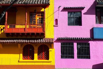 Andine und karibische Farben in Kolumbien