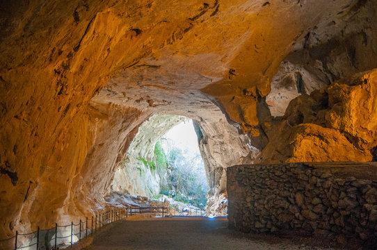 The Caves of Zugarramurdi