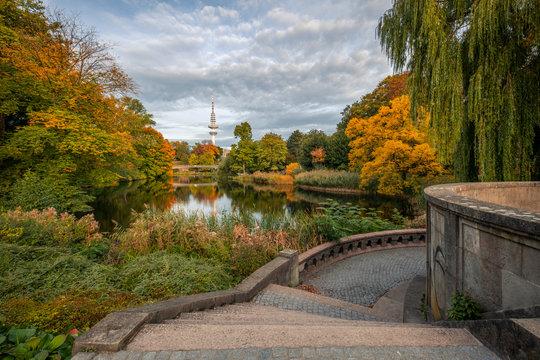 Germany, Hamburg, PLanten un Blomen
