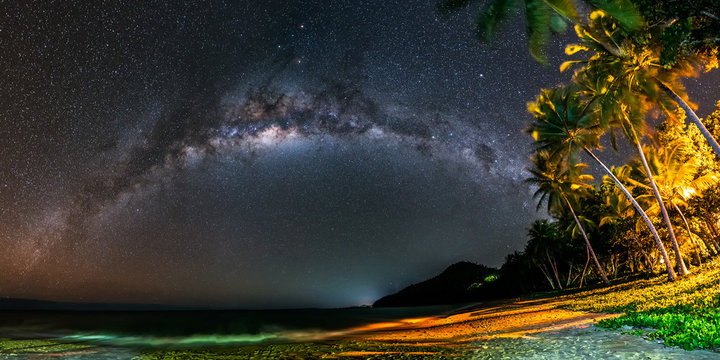 Milkyway beach