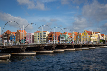 Enjoying the views of Curacao all within walking distance of the cruise ship