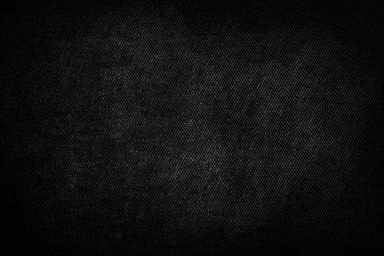 Closeup of dark grunge textured background