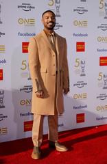 50th NAACP Image Awards – Arrivals – Los Angeles - Michael B. Jordan