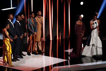 50th NAACP Image Awards - Show - Los Angeles, California, U.S.