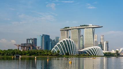 Aluminium Prints Singapore Singapore skyline