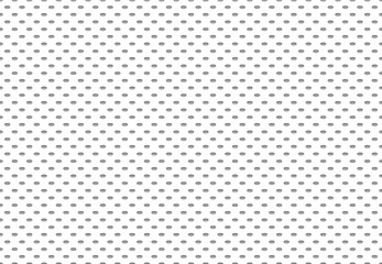 Seamless athletic fabric texture. Sports fabrics, sport cloth textile mesh and football clothing material vector pattern Fototapete