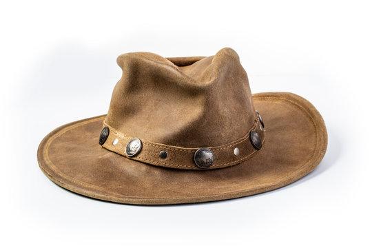 beige cowboy hat