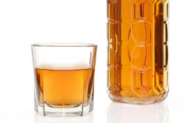 ウイスキー ボトル グラス
