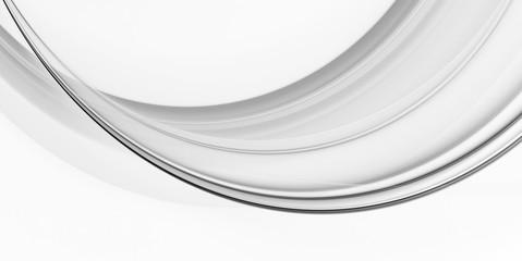 Fotobehang Fractal waves Abstract fractal background with wave. Wallpaper